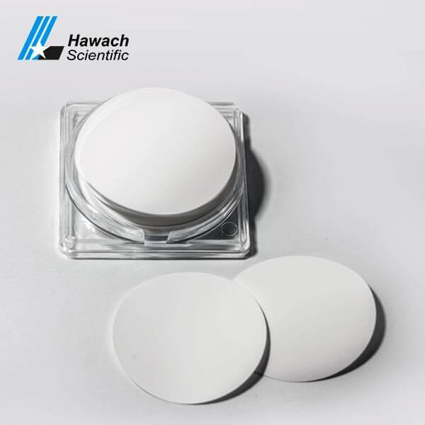 0,22 гидрофильные мембранные фильтры из PTFE