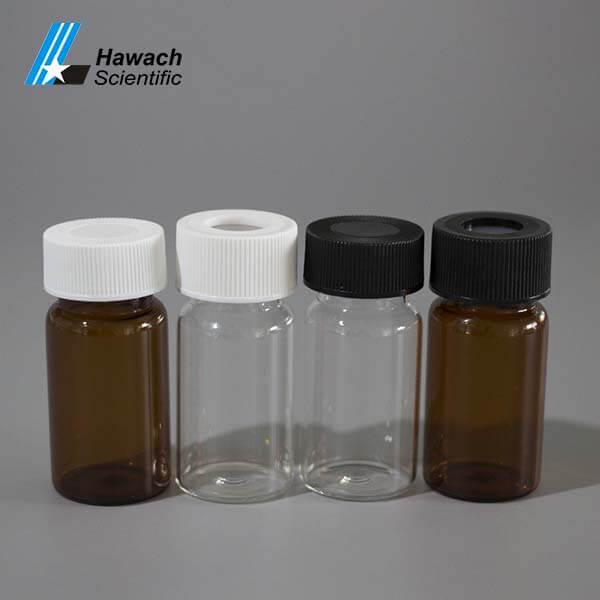 Флаконы для хранения образцов 20 ml